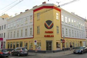 Farben KUBELKA Wien